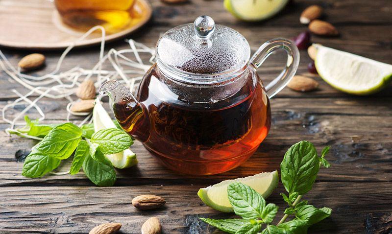 Calmante, digestivo, 'detox'... ¿cuál es tu té favorito