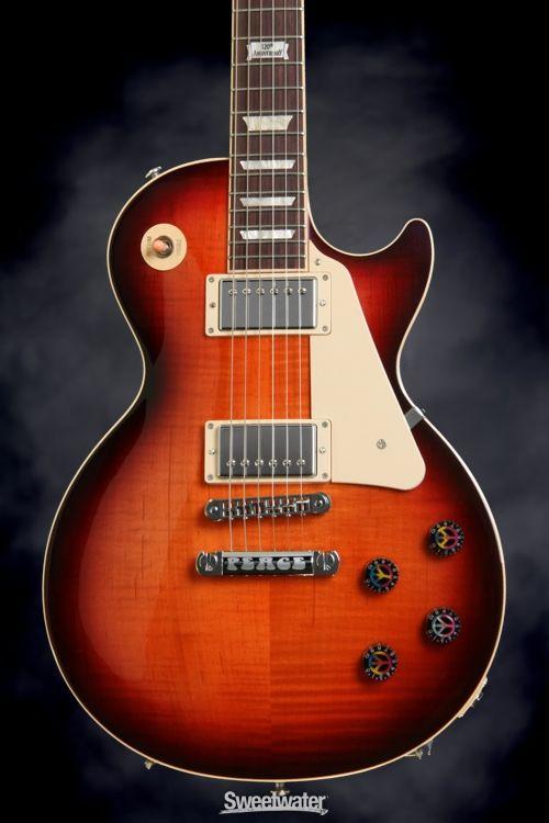 Gibson Les Paul Standard 60s Bourbon Burst Gibson Les Paul Les Paul Les Paul Guitars