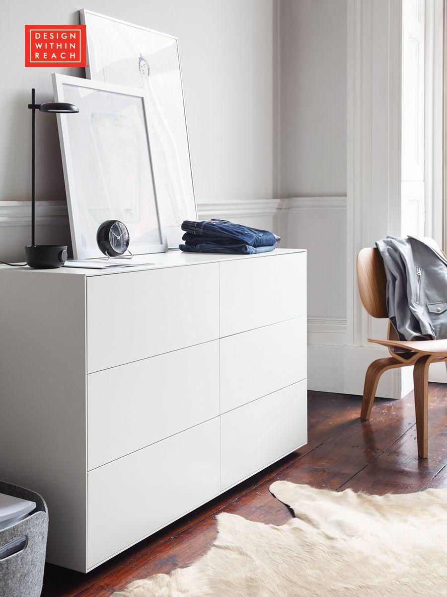 Lauki Low Dresser Designed By Ibon Arrizabalaga Design Within Reach Dresser Design Bedroom Furniture Design Low Dresser [ 1201 x 900 Pixel ]