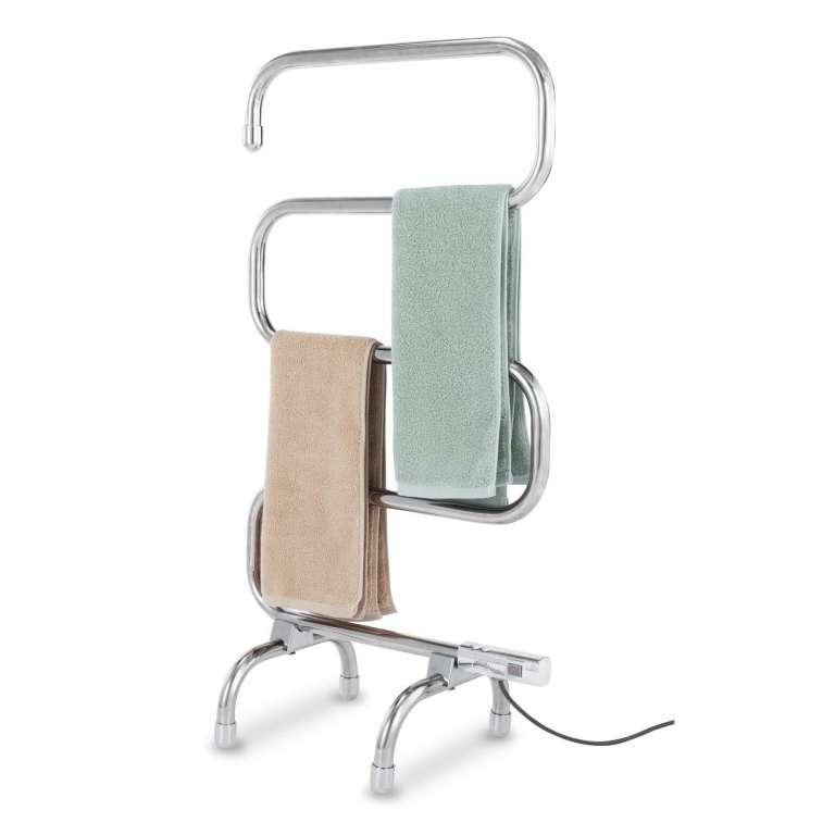 Simpleliving Floor Standing Towel Warmer 5 Curved