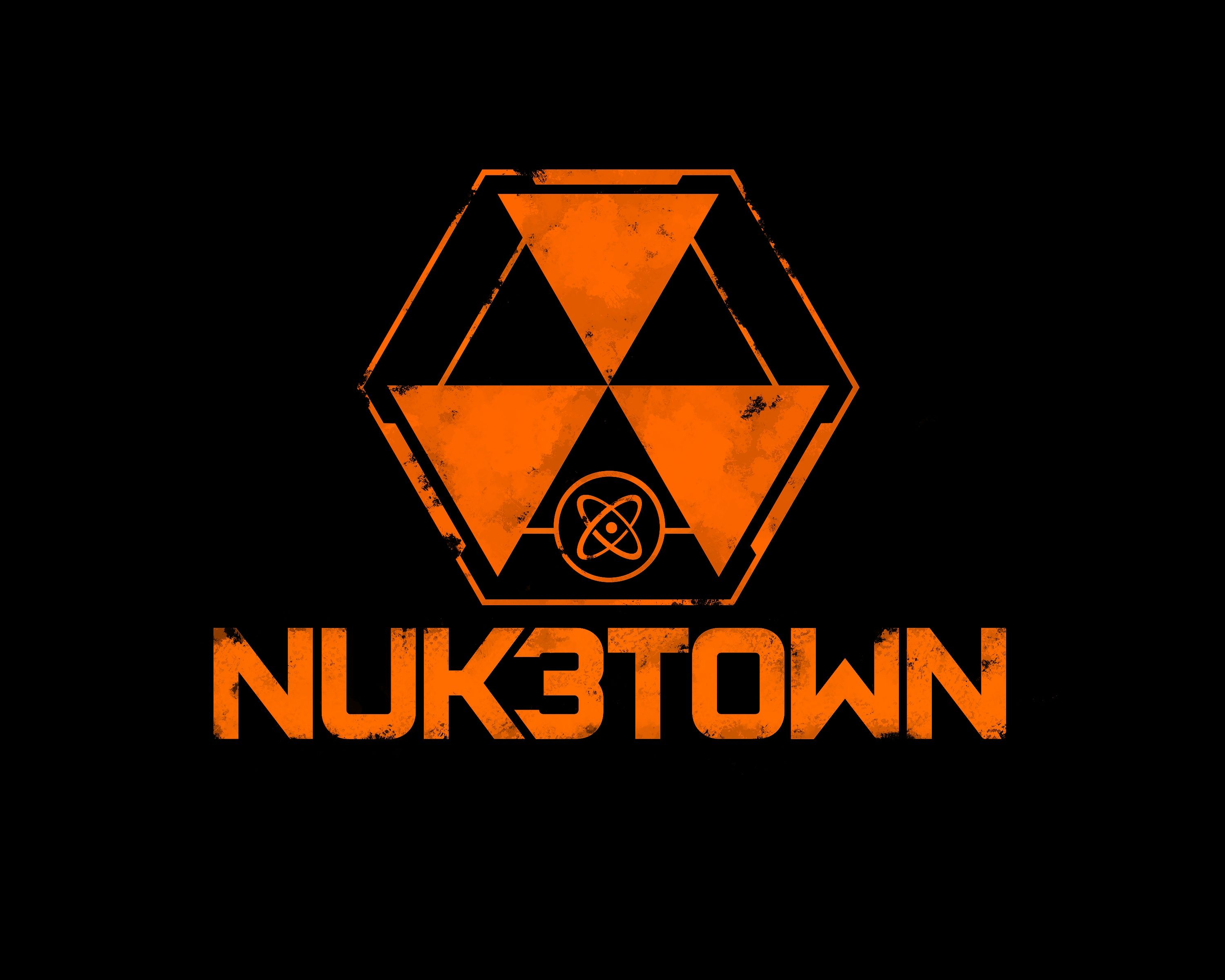 Call Of Duty Black Ops 3 Nuketown Logo