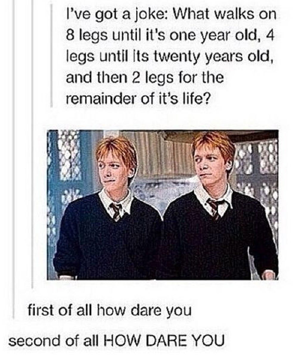 13 Harry Potter Posts Thatll Make You Laugh, And 12 That Will Make You Sob
