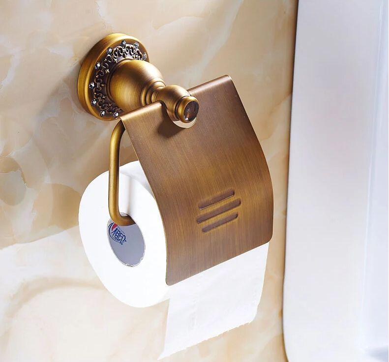günstig Papierrollenhalter Bad Antik Messing Bad-Accessoires ... | {Bad günstig 58}