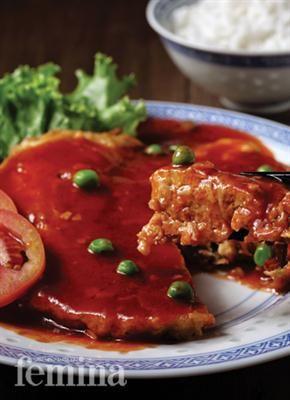Fu Yung Hai Memasak Masakan Simpel Resep Masakan Asia