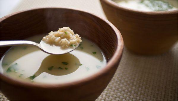 Recipes for Health - Egg Lemon Soup - NYTimes.com