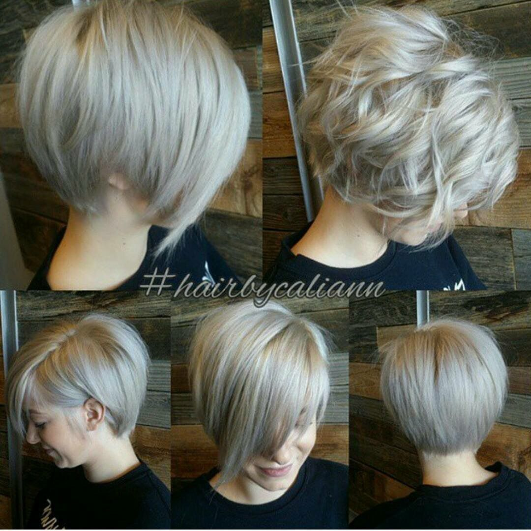The color i want corte de cabello pinterest hair style short