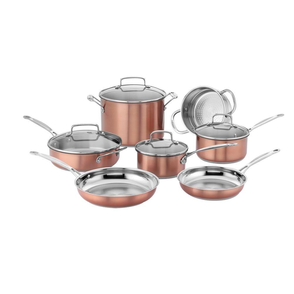 Pin On Need Cuisinart 11 piece cookware set