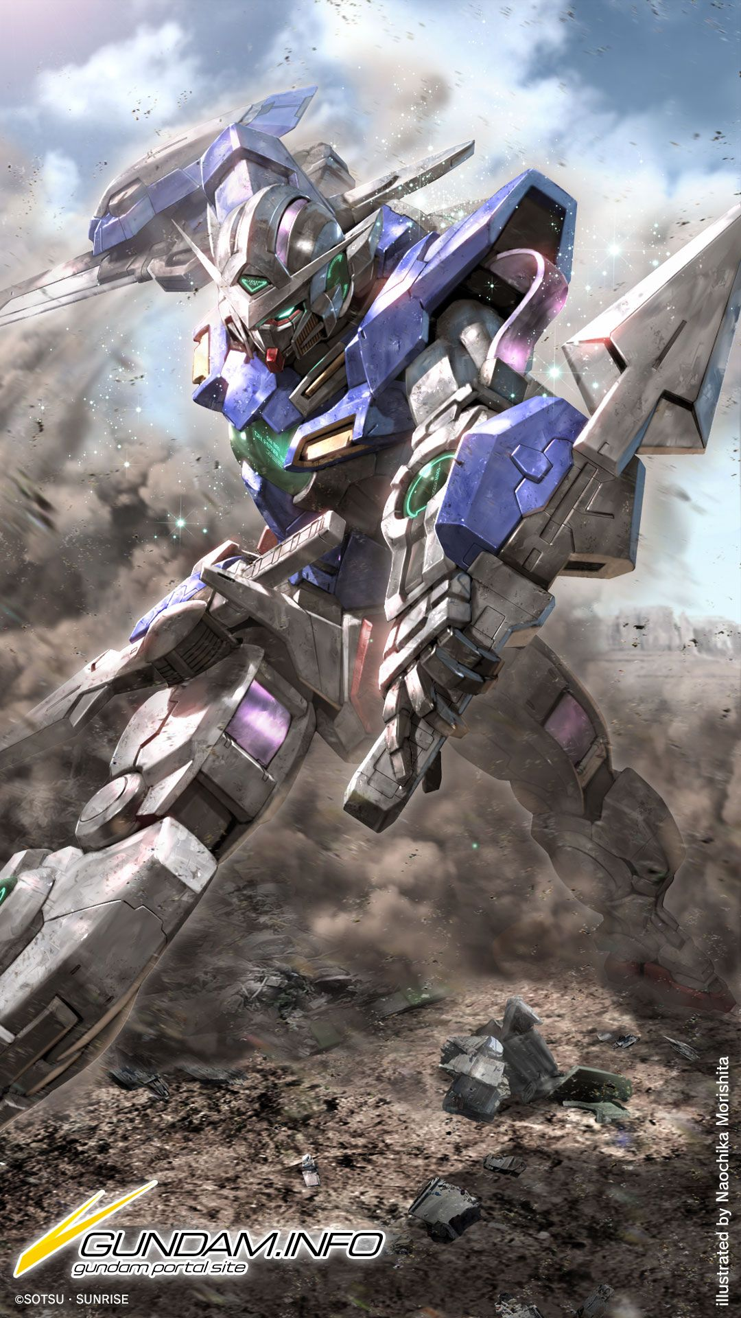Gundam Info Exia Wallpaper Gundam Art Gundam Wallpapers Gundam Exia