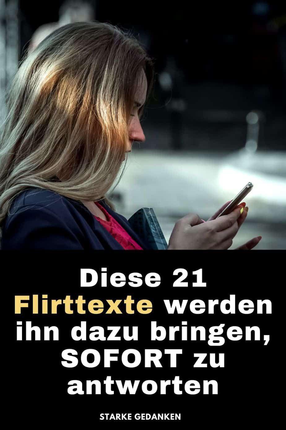 Mädchen flirten tipps