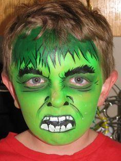 29c2f66555bcb1aaccc4537cbfb88c45 Jpg 236 314 Pixels Face Painting Halloween Superhero Face Painting Face Painting