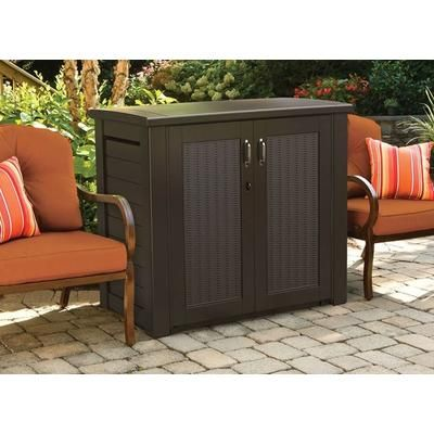 Rubbermaid   Rubbermaid Storage Cabinet   1889849   Home Depot Canada  Rubbermaid  Outdoor StorageBox  Rubbermaid   Rubbermaid Storage Cabinet   1889849   Home Depot  . Rubbermaid Exterior Storage Containers. Home Design Ideas