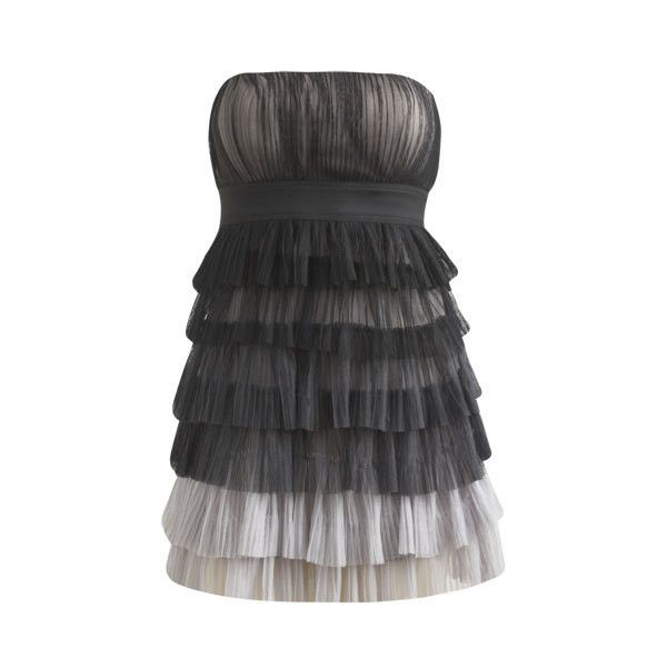 Tier Ruffle Tube Dress - Teen Clothing By Wet Seal 24 -2791