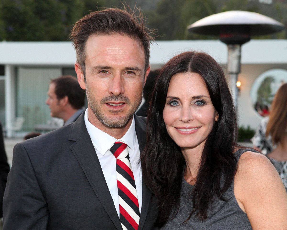 Celebrity Divorce These Former Couples Are Still Supportive Celebrity Divorce David Arquette Celebrity Couples