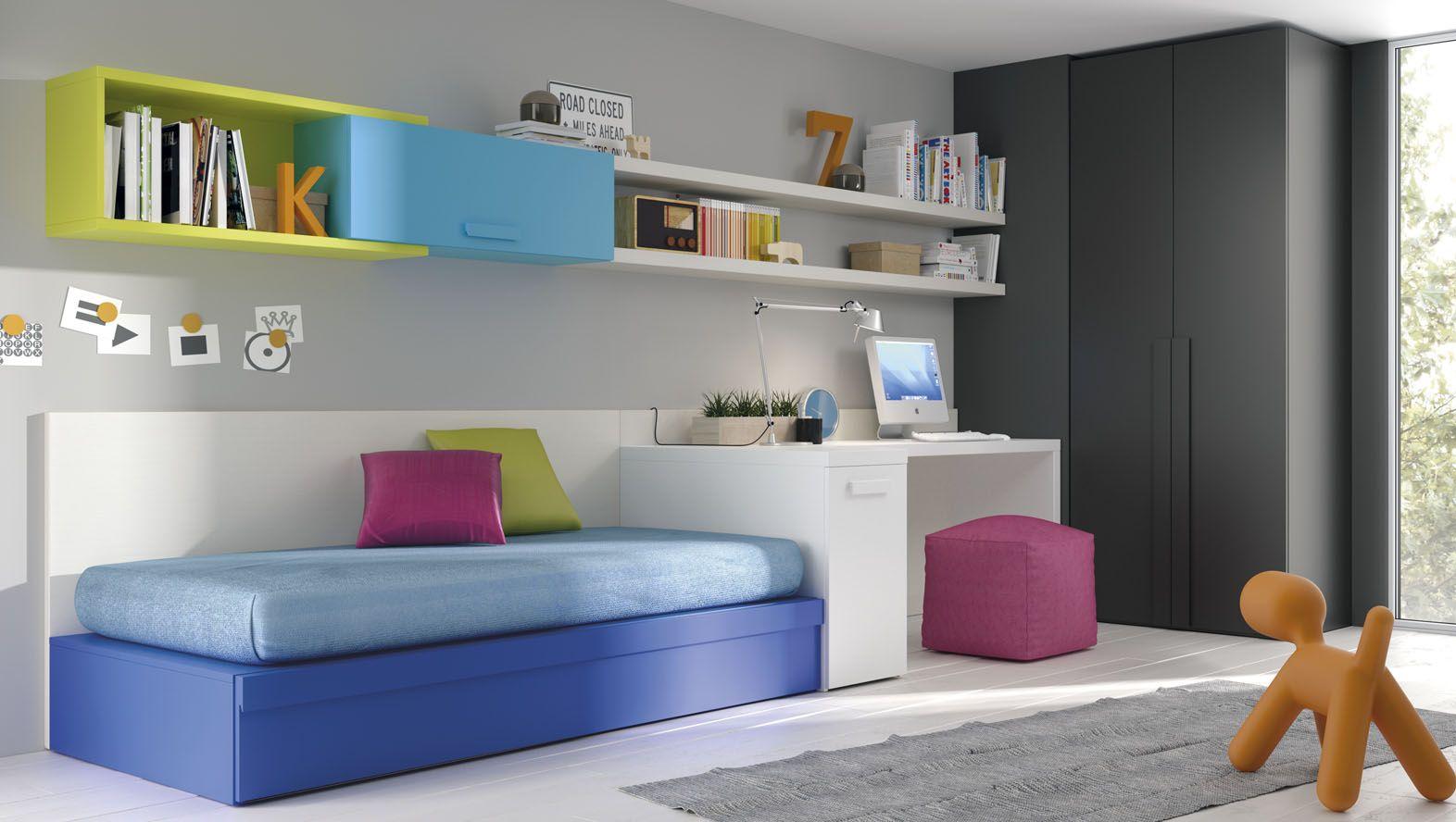dormitorios juveniles catlogo infinity muebles jjp camas On infinity muebles juveniles