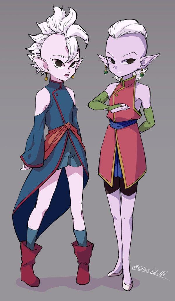 Supreme Kai Shin And Khai