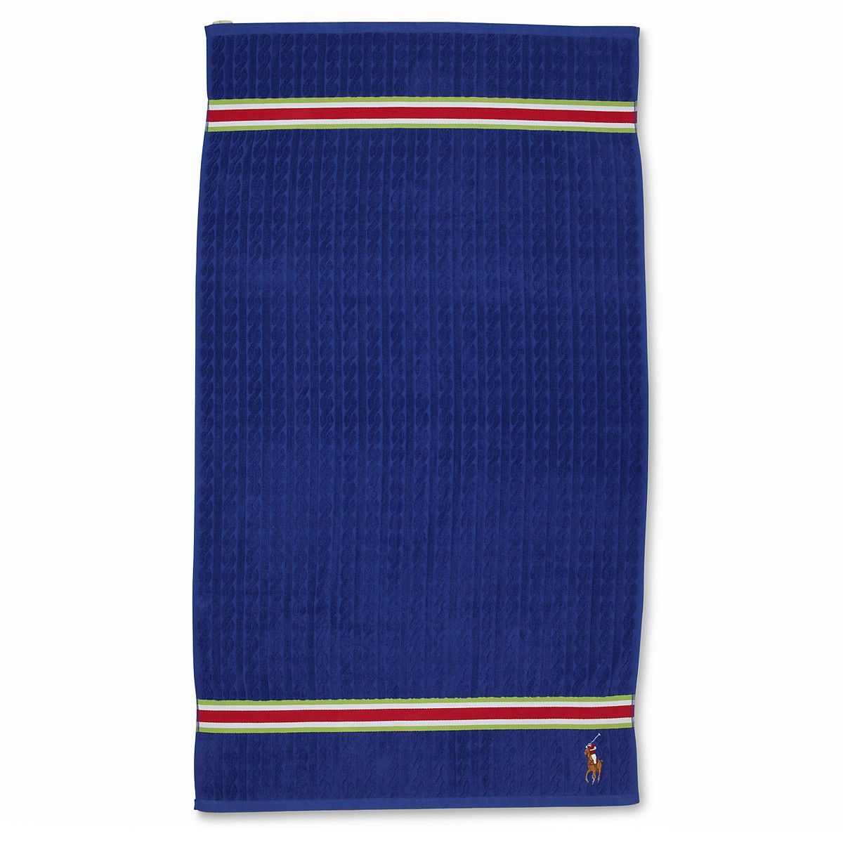 Lauren Ralph Lauren Polo Cable Beach Towel 86 00 With Images