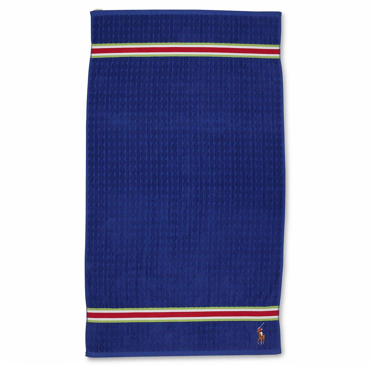 Lauren Ralph Lauren Polo Cable Beach Towel 86 00 Beach Babe