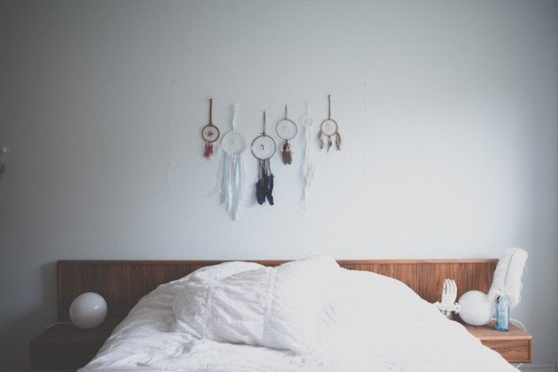 diy dreamcatcher boatpeoplevintage