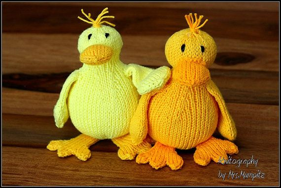 Dalla the sweet duck knitting pattern suitable for beginners and dalla the sweet duck knitting pattern suitable for beginners and advanced by knitographybymumpitz kr40 negle Gallery