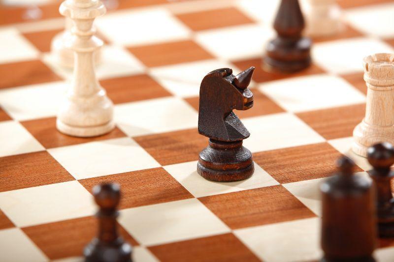 Schach Scharade