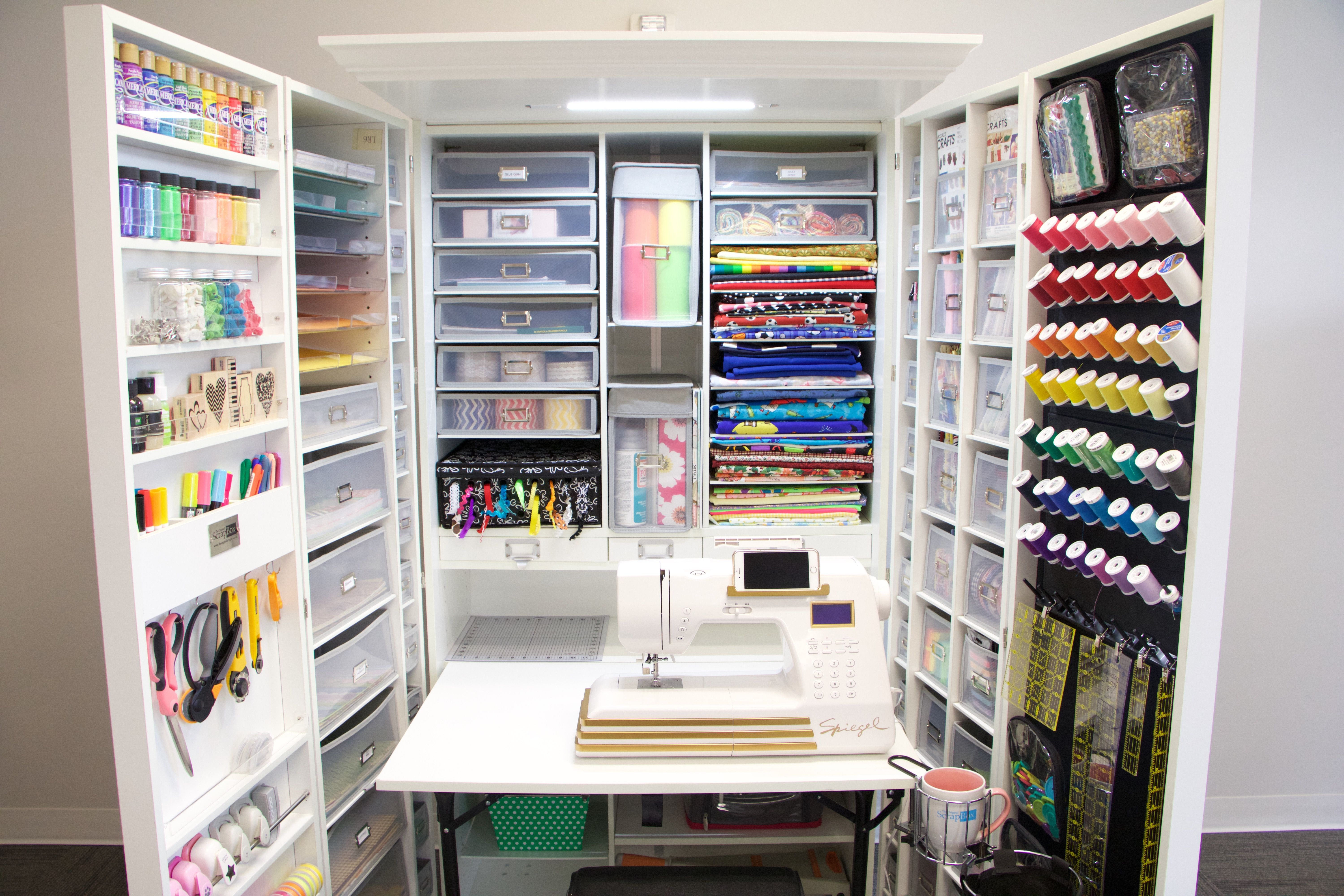 The Workbox 2 0 Is Your Ideal Dream Storage Solution Whether For Crafter Hobbyist Or As A Home Office Armadio
