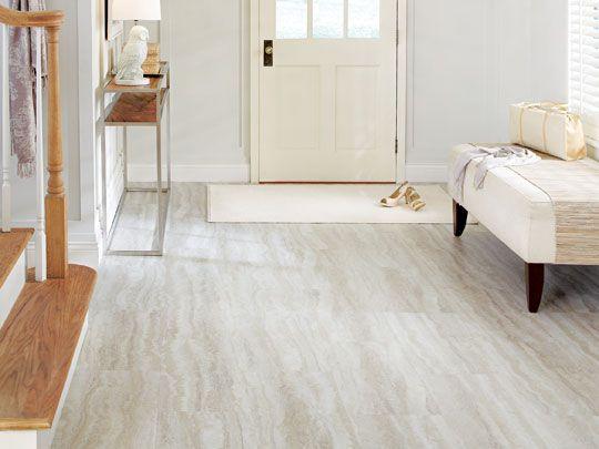Tarkett Luxury Floors Gflot611 Onyxtrav Silver Luxury