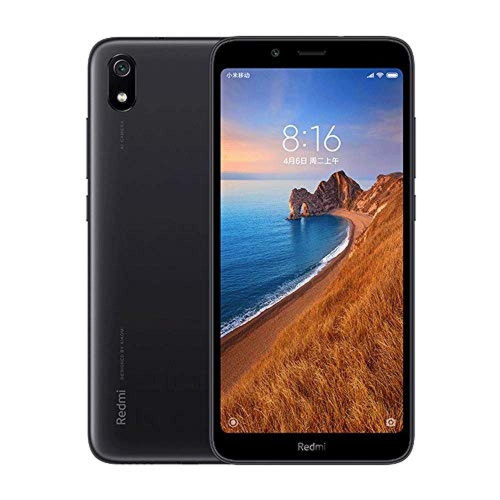 Xiaomi Redmi 7a 32gb 2gb Ram 5 45 Display Face Id Dual Sim Gsm Factory Unlocked Us Global 4g Lte International Model Black Super Shop Xiaomi Dual Sim Face Id