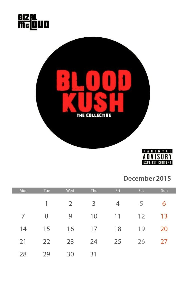 Bizal McLoud - Blood Kush. The Collective - Download | Audiomack http://ow.ly/3yukNV