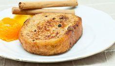^^  => Torrijas al horno, menos grasa y con un toque especial - Recetín