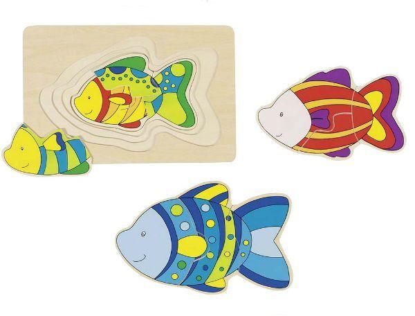 Puzzle - Fish