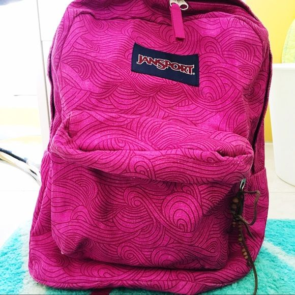 An original Jansport backpack | Jansport backpack, JanSport and ...