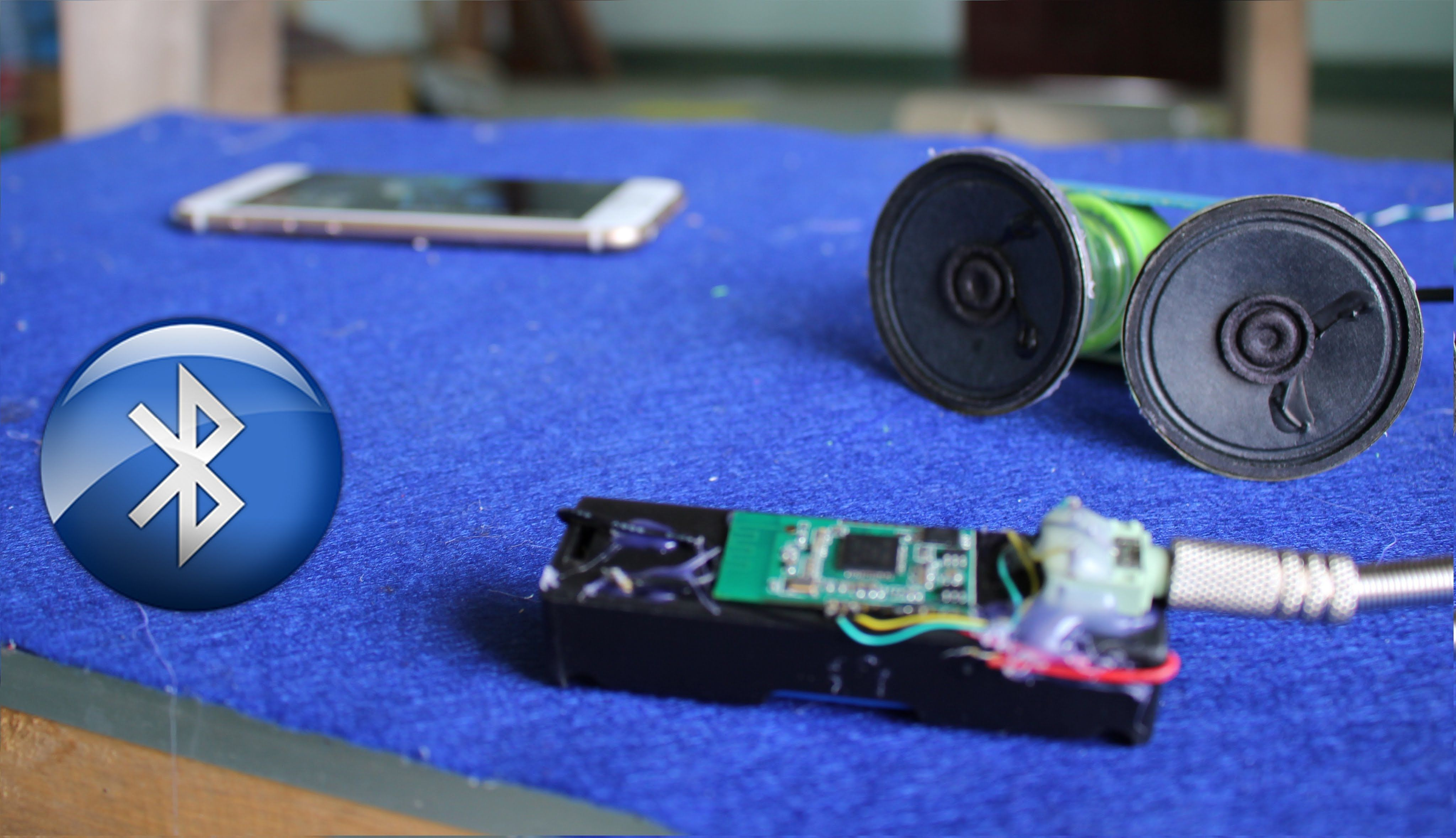 Canción Https Www Youtube Com Watch V Bm7sz5sbzyy Componentes Módulo Electrónica Bluetooth Altavoces Caseros