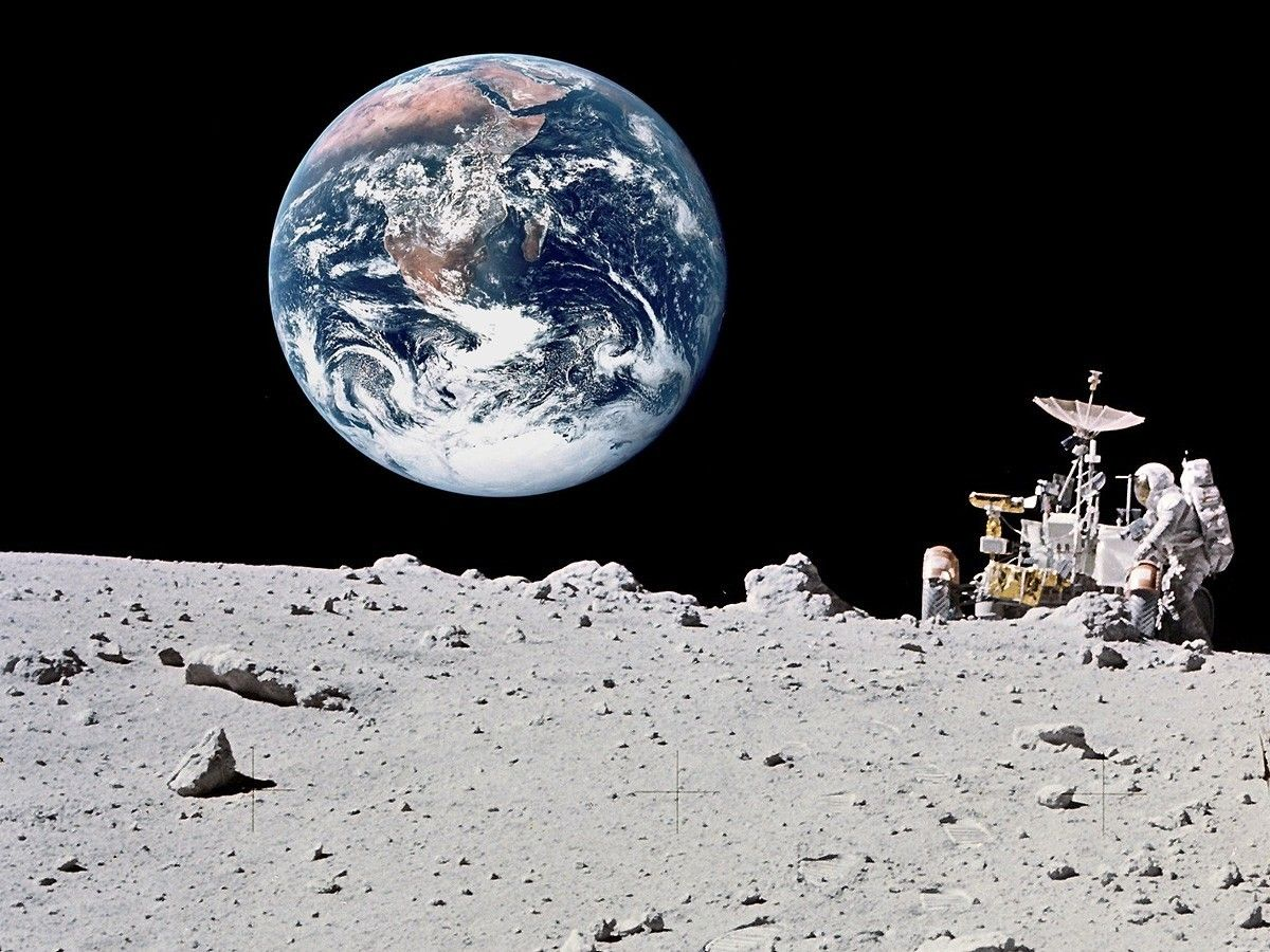 Space Wallpaper Earth Space Earth From Space Earth From Moon Earth