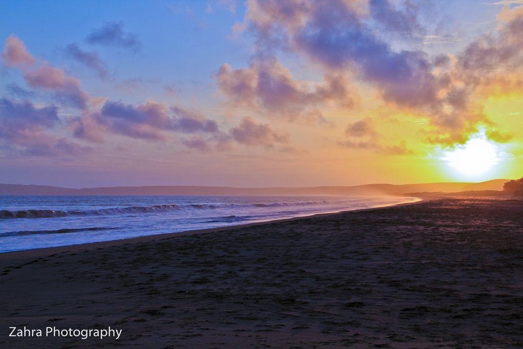 Limantour Beach Sunset @ Point Reyes Ca. | Sunset point, Beach sunset,  Sunset