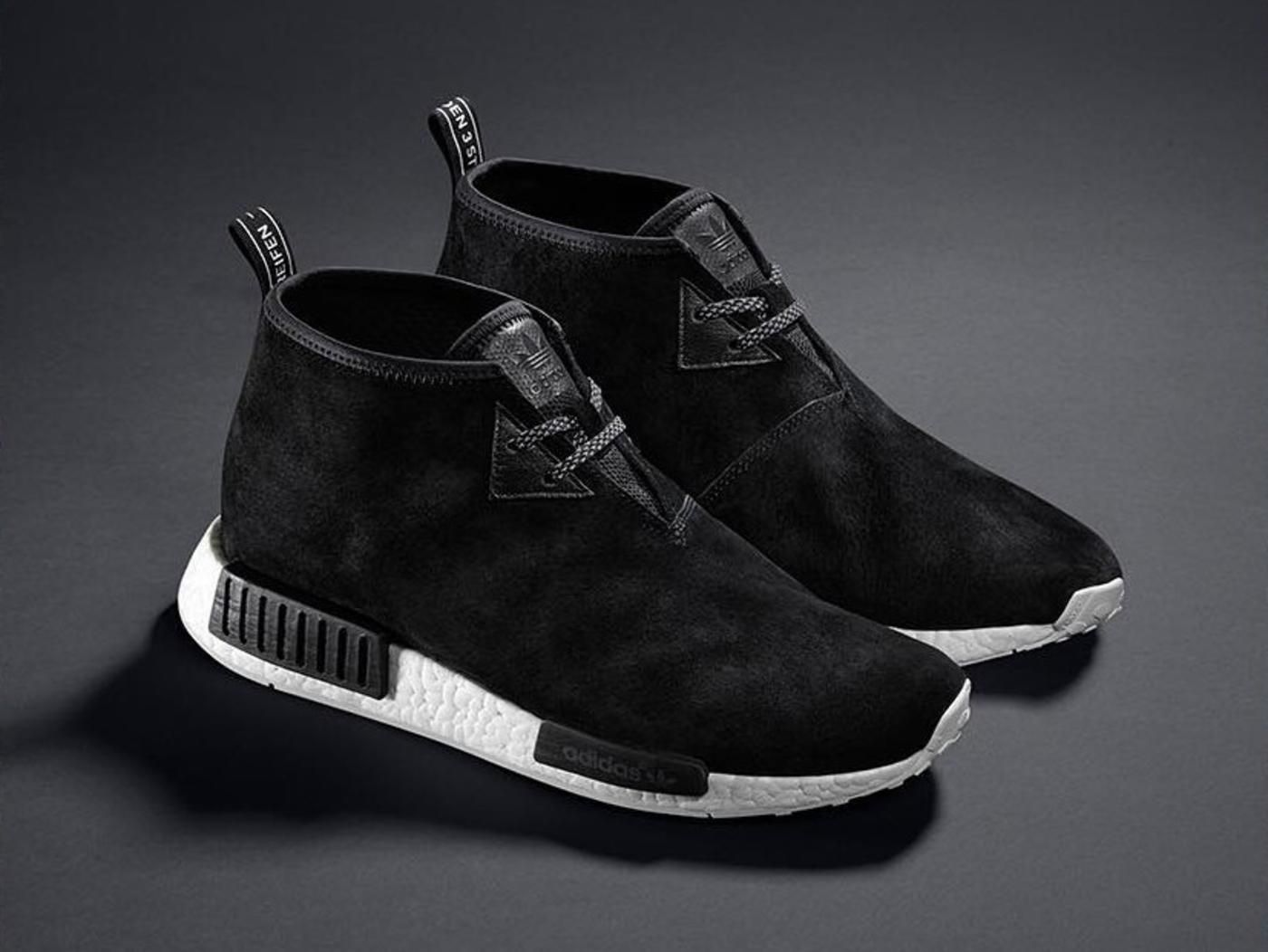 The adidas NMD Chukka