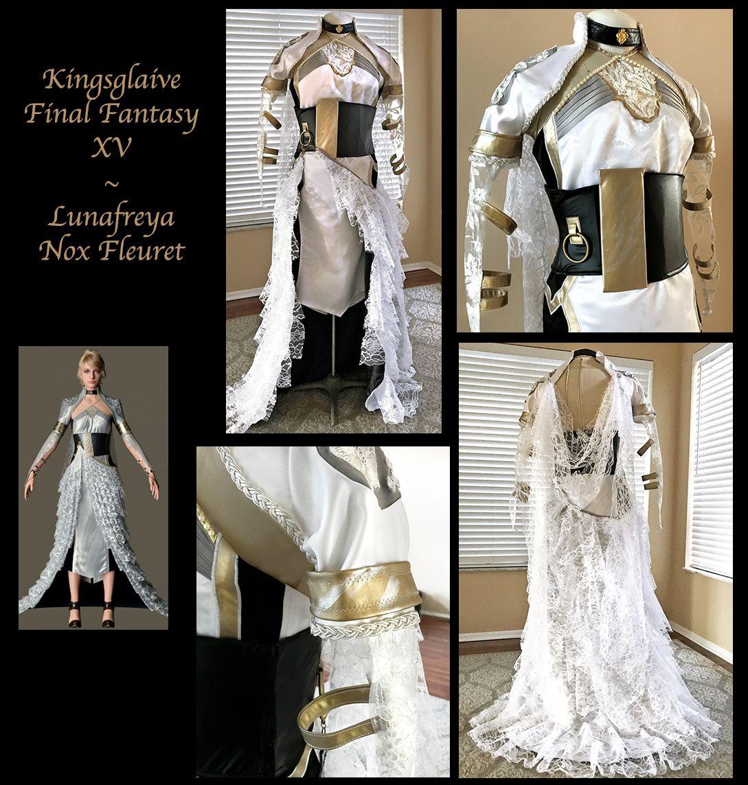 Medieval Winter dress costume pattern sz 6-12 FF