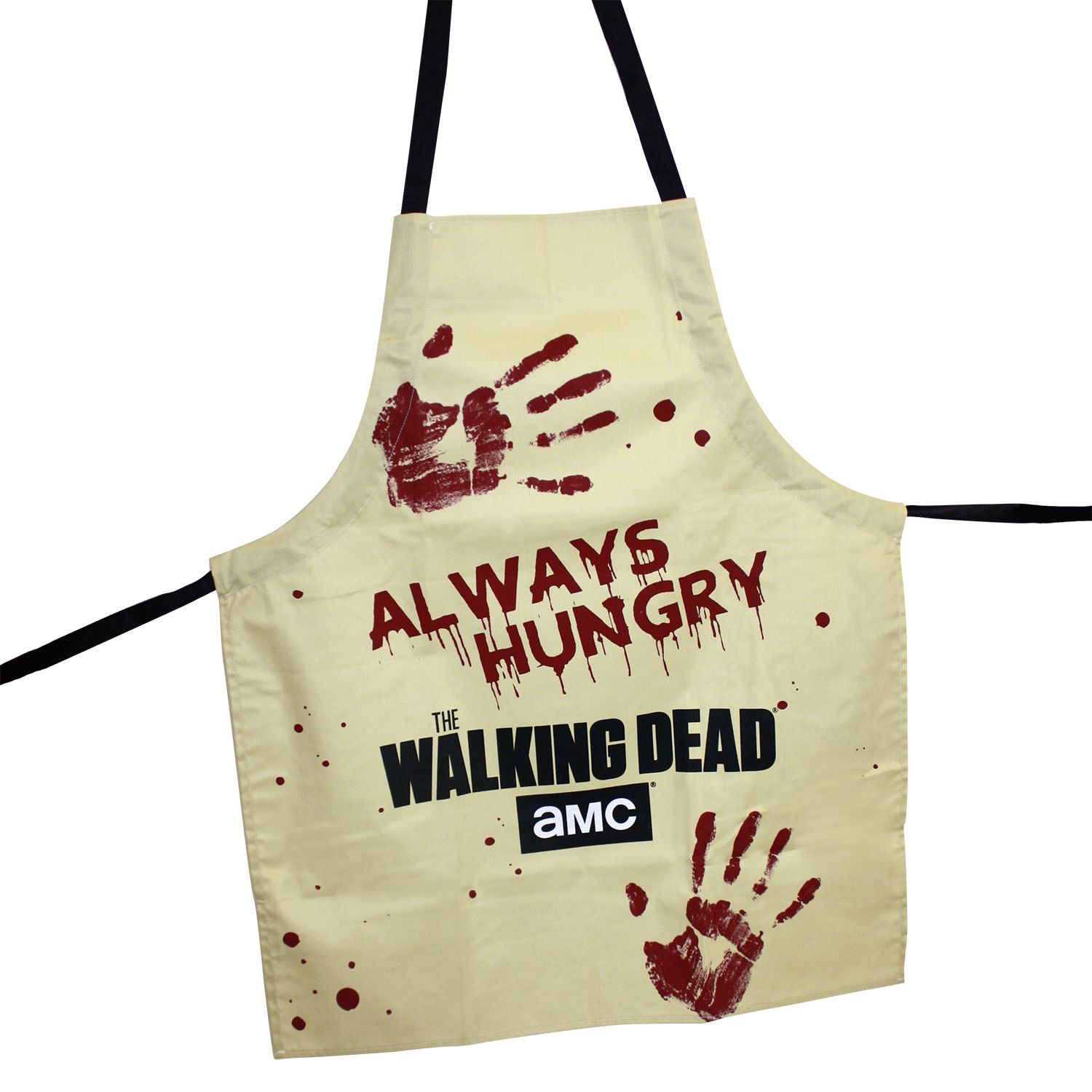 The Walking Dead Grillschürze Always Hungry Universalgröße Grillschürze Walking Dead The Walking Dead