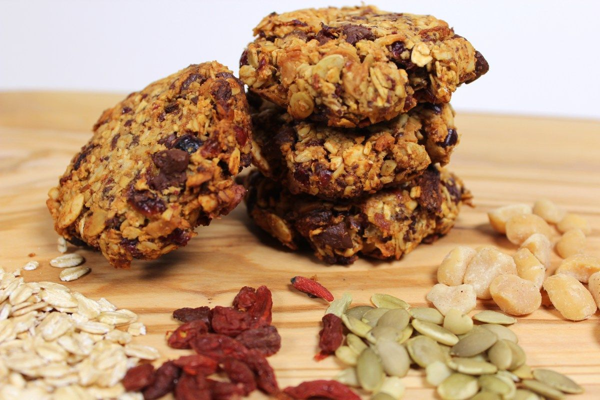 Everything cookies whole food recipes gluten free plant