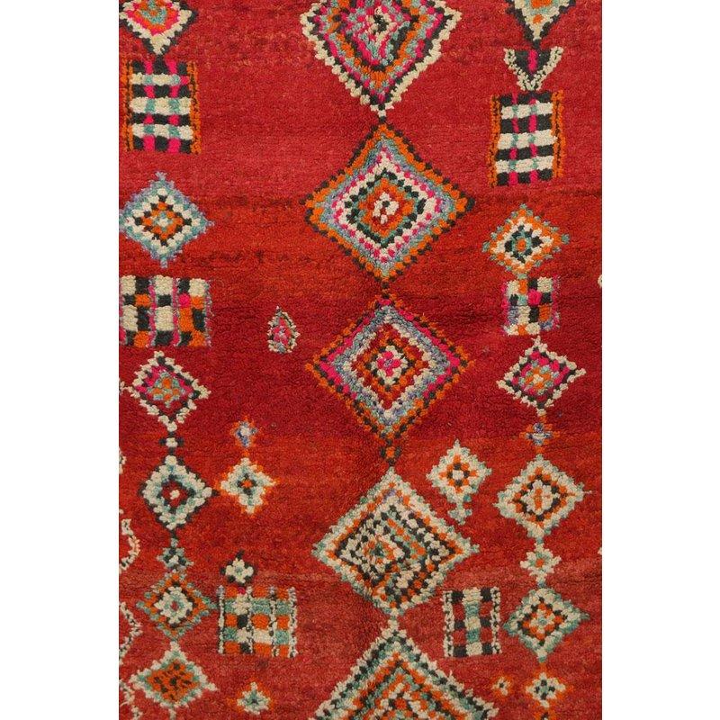 1970s boho chic boujad moroccan rug 6 3 x 11 2 rugs bohemian rug boho chic on boho chic kitchen rugs id=86801