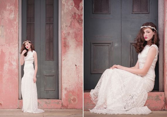 Sarah Seven 2014 bridal collection Trunk Show at Everthine Bridal Boutique June 27th - 29th - Book your appt now! 203-421-6222
