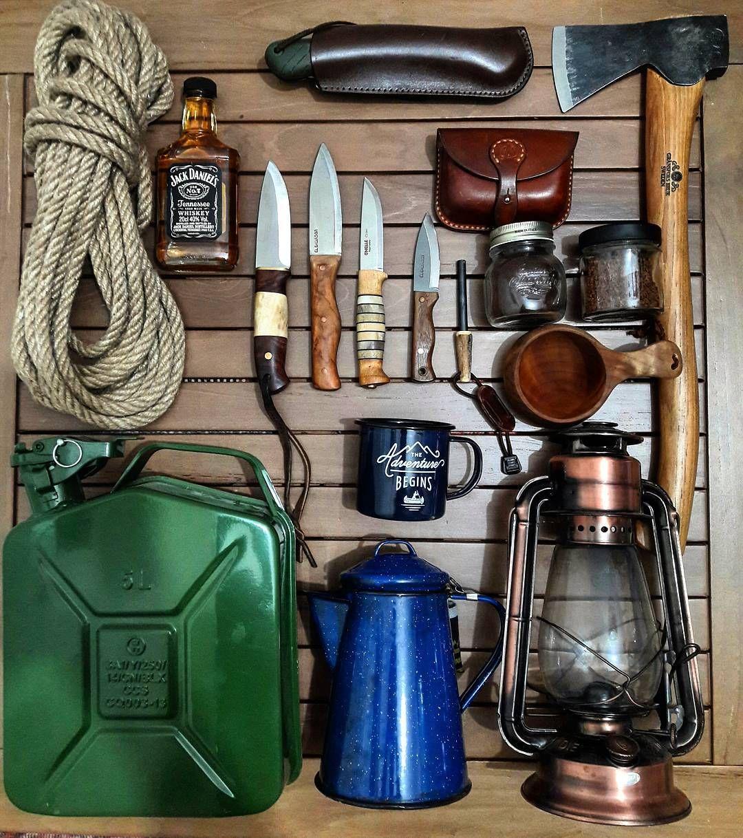 Onderyan Preper For New Camping Trip
