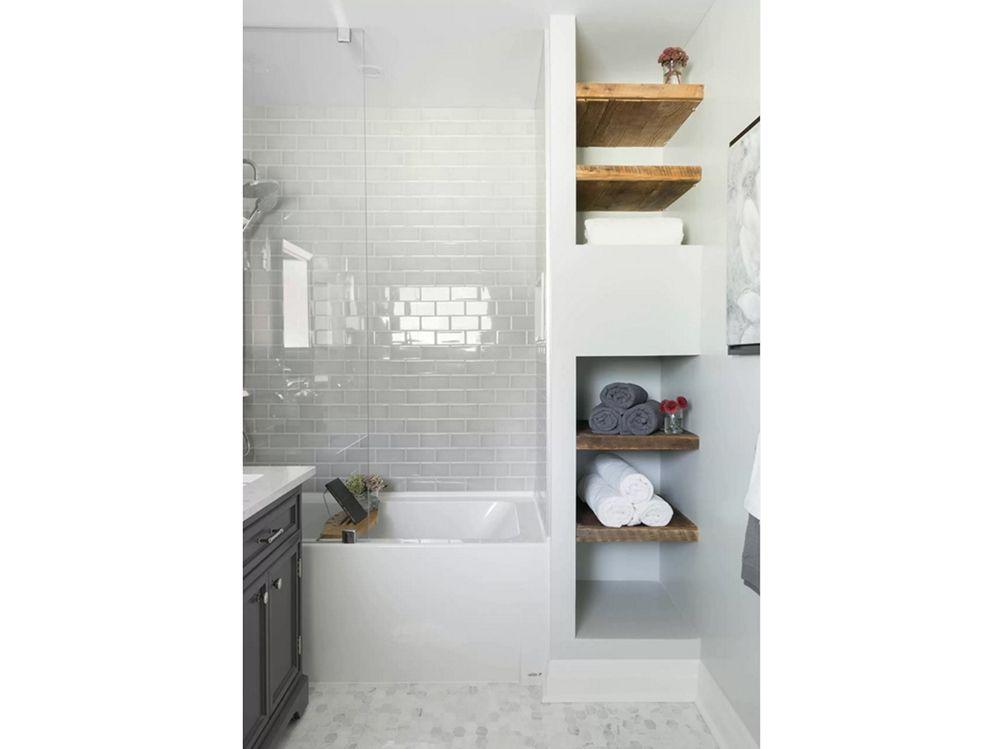 Arredare sottoscala ~ E arredare una casa piccola zona bagno nicche a vista home