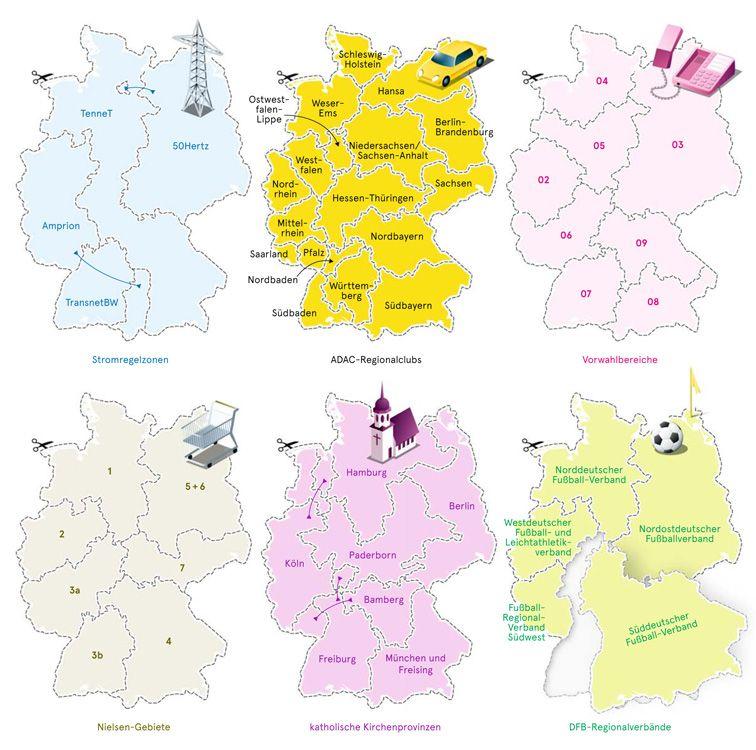 unbekannte grenzen fun facts germany deutsch deutschland und deutsch lernen. Black Bedroom Furniture Sets. Home Design Ideas