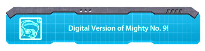 Mighty No. 9 by comcept USA, LLC — Kickstarter