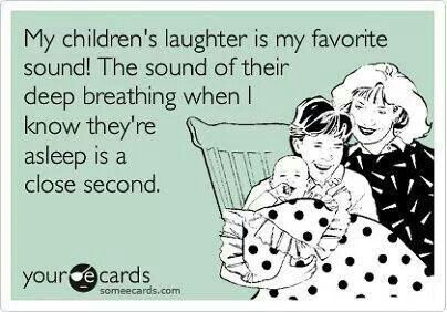 My Childrens Laughter Is My Favorite Sound The Sound Of Their Deep