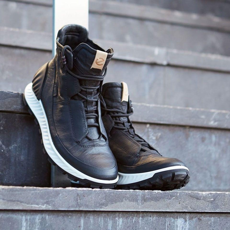 d1ca1742cf Ecco Exostrike Boots | Jewllery in 2019 | Ecco shoes mens, Mens ...