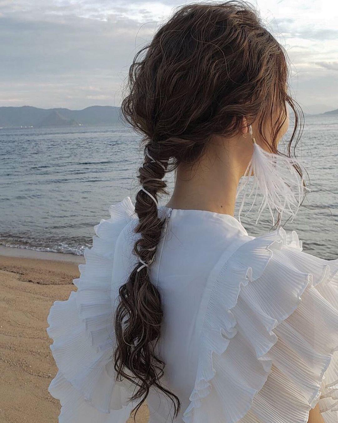 ウェディングヘアー おしゃれまとめの人気アイデア Pinterest Photo Harapeko 2020 結婚式 髪型 二次会 ヘアスタイル 花嫁 ヘアスタイル