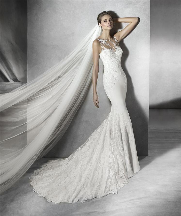 Prunelle | Bridal | Pronovias | Available at Lulu\'s Bridal Boutique ...