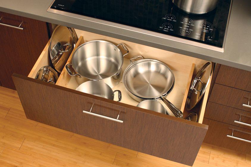 Kitchen Pan Storage Pots And Pans Organize