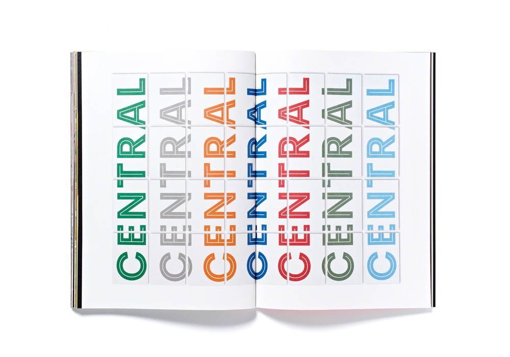 Circular 17 / from Pentagram. via Collate. #print #editorial